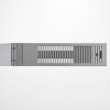 Luctra Table Linear Aluminium