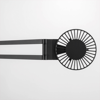 Luctra Table Radial Black