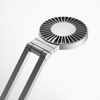 Luctra Table Radial Aluminium