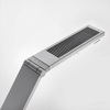 Luctra Table Pro Linear Aluminium