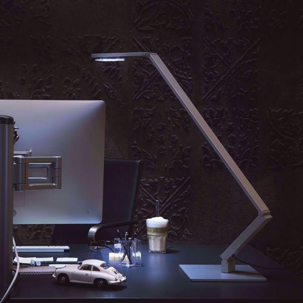 Bilde av Luctra Table Pro Linear Aluminium