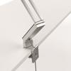 Bilde av Luctra Table Radial Long Arm Clamp Aluminium - BK