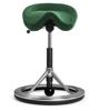 Backapp Smart Polished Alu, Alc. Eucalyptus, Black ball 1008A-P-1-X4702