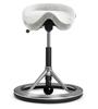 Backapp Smart Polished Alu, Alc. Ice, Black ball 1008A-P-1-X1042