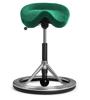 Backapp Smart Polished Alu, Alc. Laurel Green, Black ball 1008A-P-1-X4118