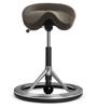 Backapp Smart Polished Alu, Alc. String, Black ball 1008A-P-1-X5141