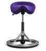 Backapp Smart Polished Alu, Alc. Violet, Black ball 1008A-P-1-X6601